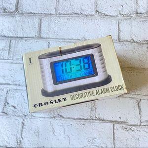 Crosley Decorative Alarm Clock